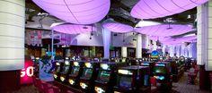 LEMAYMICHAUD   Quebec   Architecture   Interior Design   Entertainement   LUDOPLEX Architecture Design, Restaurant Design, Quebec, Entertainment, Interior Design, Lighting, Home Decor, Gaming, Living Room
