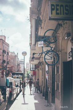 Viernes de Foto: Un paseo por Barcelona y por el Market Lost. Barcelona. Lady Selva fotografia. Street photography