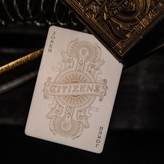 Citizens Playing Cards | Kevin Cantrell on Behance