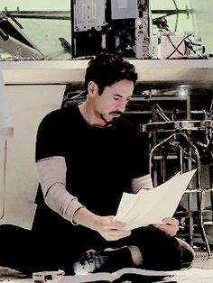 Avengers: Age of Ultron Behind the Scenes — Robert Downey, Jr