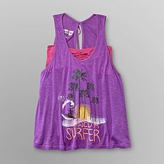 Dream Out Loud by Selena Gomez- -Junior's Tank Top & Bandeau