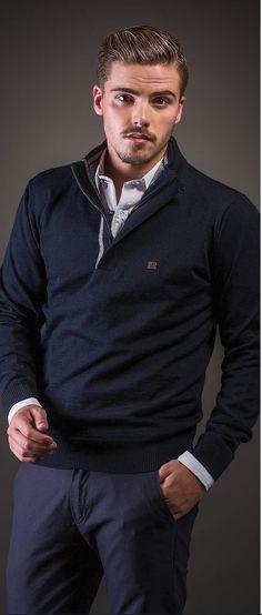 Dapper Gentleman, Jeans, Polo Shirt, Men Sweater, Fall, Winter, Sweaters, Mens Tops, Shirts