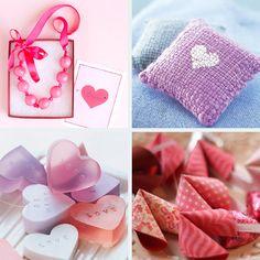 Valentijn DIY cadeau ideeen