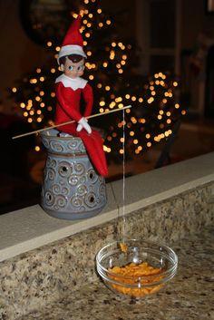Elf on the Shelf @Skevy Leavens
