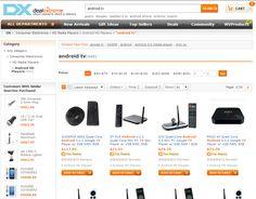 Comprando Barato no Exterior: DealExtreme Cansado de comprar eletrônicos pelo preços extorsivos do Brasil?  Você acha que comprar internacionalmente é muito caro?  Pois aí é que você se engana: Existem vários sites estrangeiros que M