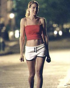 sex and the city. Carrie. That body. ... perfect