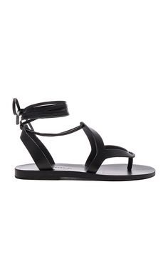 VALIA GABRIEL Lorne Sandals. #valiagabriel #shoes #sandals