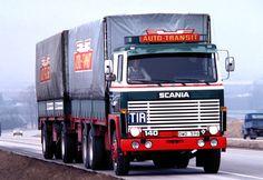 Scania 140 V8