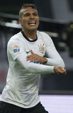 Sport Club Corinthians Paulista - Paolo Guerrero