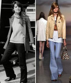 Then and Now: These Sexy '70s Trends Are Making a Comeback - The Blazer  - from InStyle.com