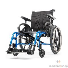Quickie QXi ultra lightweight folding manual wheelchair | durable for special needs | at special price $979.00 | Buy now and get special pricing on any jay back & cushion of your choice.