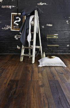 Beautiful new Flooring from Harpers & Sandilands…