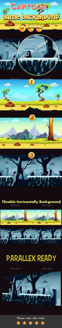 Cartoon Game Background Download here: https://graphicriver.net/item/cartoon-game-background/11732928?ref=KlitVogli