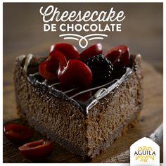 Cheesecke de #Chocolate