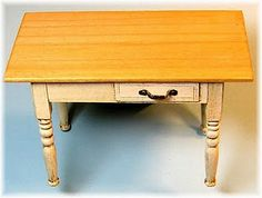 miniature table tutorial...several good tutorials on this site