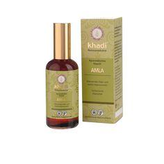 Ayurvedische haarolie Amla Khadi Amla haarolie helpt bij haaruitval en vergrijzen van het haar. Amla is een van de oudst gebruikte haarconditioners. Het geeft het haar een natuurlijke glans en maakt het bijzonder zacht.  In India geldt Bringaraj als een bekend middel ter bevordering van weelderige haargroei en om het vergrijzen en de uitval van haren tegen te gaan. Amla verzorgt het haar met waardevolle vitamines. Amla heeft van alle planten de hoogste concentratie aan vitamine C en is…