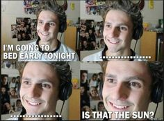 I'm Going To Bed Early Tonight, Is That The Sun - Funny Memes. The Funniest Memes worldwide for Birthdays, School, Cats, and Dank Memes - Meme Gamer Meme, Funny Gaming Memes, Funny Games, Funny Relatable Memes, Relatable Posts, Satire, Netflix, Video Game Memes, Video Games