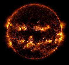 Sun, Nasa.