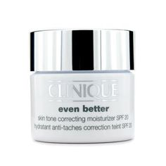 Clinique Even Better Skin Tone Correcting Moisturizer SPF 20 (Very Dry to Dry Combination) - 50ml/1.7oz ** Want additional info? Click on the image. (This is an Amazon affiliate link)