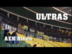 ULTRAS AEK Athen in VIENNA | Europa League | 07.12.2017 -  AEK vs. Austr...