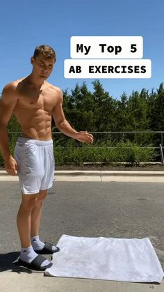Daily Gym Workout, Abs And Cardio Workout, Gym Workout Chart, Gym Workout Videos, Gym Workout For Beginners, Abs Workout Routines, Weight Training Workouts, Fitness Workouts, Fitness Tips