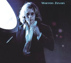 warren zevon album cover 2