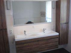 Hochschrank badezimmer ~ Bäder in holz und mineralwerkstoff badezimmer und