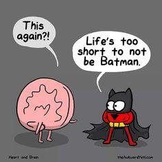 Funny hahas. The Awkward Yeti cartoon comics