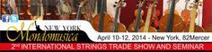 Mondomusica New York 2014: A Must Attend Event!