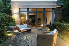 Anbau an eine Doppelhaushälfte in Hamburg-Volksdorf | HARMS UND KÖSTER BAU GMBH