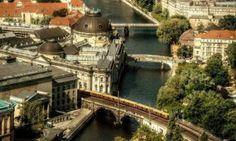 Ilha dos Museus - Pontos turísticos em Berlim - Alemanha