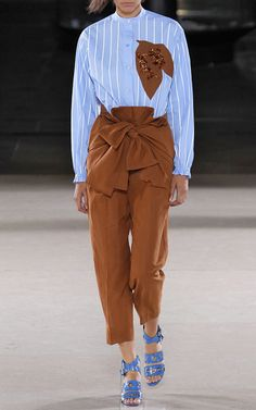 Jonathan Saunders Spring/Summer 2015 Trunkshow Look 9 on Moda Operandi