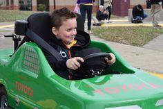 Toyota Safety City - Safe Driving Program for Kids