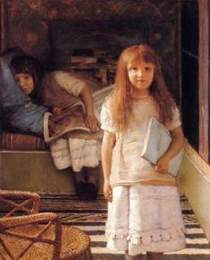 This is Our Corner (also known as Laurense and Anna Alma-Tadema) (1872) - Sir Lawrence Alma-Tadema