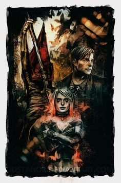 Silent Hill 2 - Atonement by JustAnoR on DeviantArt