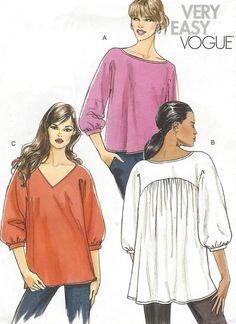 Plus Size Womens Tops or Tunics Kimono Sleeves 2 by CloesCloset
