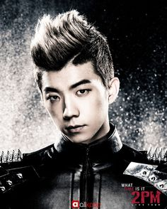 2PM reveals Wooyoung's poster for upcoming concert