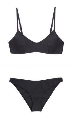 53effe069af Sustainable luxury swimwear - Nijima + Bantayan - NOW THEN Fishnet, Bikini  Swimwear, String