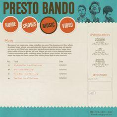web - Presto banfo