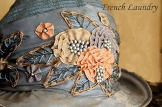 French Laundry: Petje af voor jou! Antieke lint werk-een liefdesverhaal, deel 2