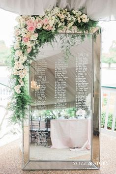 Chic And Elegant Wedding Decor Ideas ❤︎ Wedding planning ideas & inspiration. Wedding dresses, decor, and lots more. wedding spring 30 Elegant Wedding Decor Ideas That Will Create Chic Atmosphere Elegant Wedding, Perfect Wedding, Rustic Wedding, Wedding Country, Wedding Unique, Wedding Table Ideas Elegant, Wedding Table Plans, Luxury Wedding, Wedding Table Assignments
