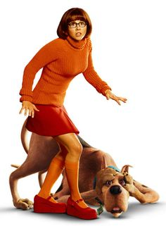 Velma Dinkley -another inspiration for the heroines of THE DARK SWANS