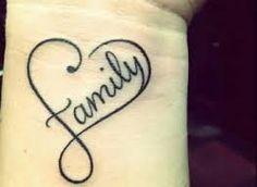 Bildresultat för familj symbol tatuering
