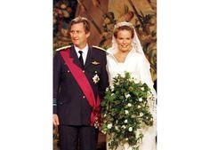 Matilde da Bélgica | Joias: brincos de pérolas e uma tiara da Rainha Paola - Máxima | geral@maxima.xl.pt