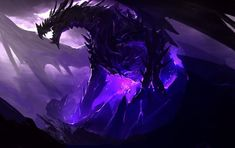 The Black Dragon Of The Apocalypse : Great red and ophis the 2 strongest dragons in the world the 3 factio… Monster Art, Mythical Creatures Art, Fantasy Creatures, Dark Fantasy Art, Fantasy Artwork, Lightning Drawing, Minecraft Ender Dragon, Shadow Dragon, Mythical Dragons