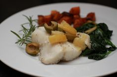 Roasted Fish on Rosemary recipe and wine pairing. http://eat.snooth.com/recipe-pairing-guide/r/roasted-fish-on-rosemary/
