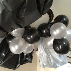 Fifty Shades themed party
