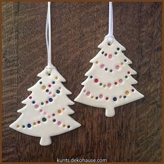Diy christmas ornaments ideas polymer clay 38 new ideasYou can find Polymer clay christmas and more on our website.Diy christmas ornaments ideas polymer clay 38 new ideas Clay Christmas Decorations, Christmas Clay, Diy Christmas Ornaments, Christmas Projects, Handmade Ornaments, Holiday Crafts, Christmas Stars, Polymer Clay Ornaments, Rustic Christmas