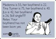 Lol...there is hope for the single ladies :)