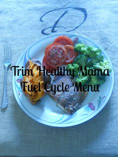 THM Trim Healthy Mama fuel cycle menu www.ruckusandrubies.com